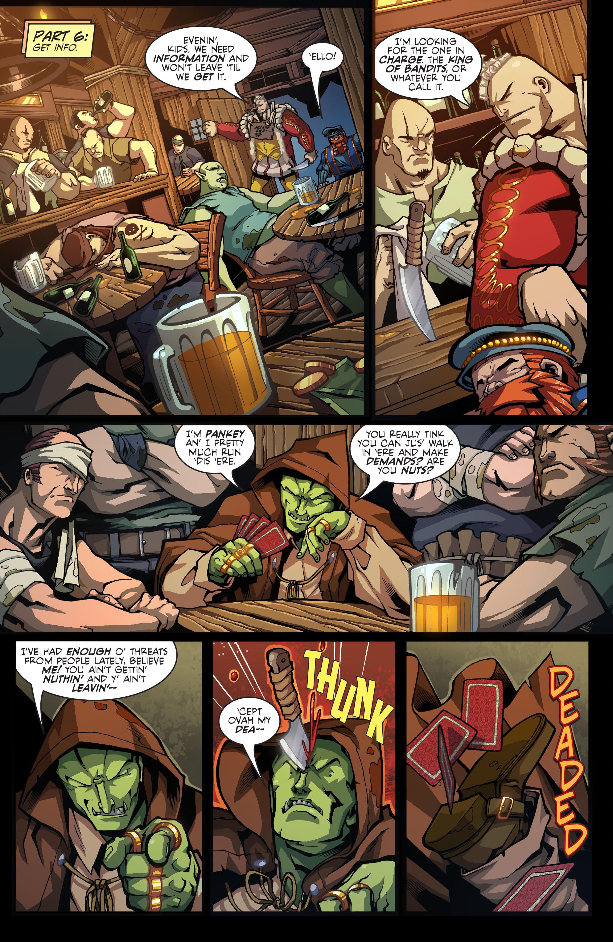 Read online Skullkickers comic -  Issue #8 - 17