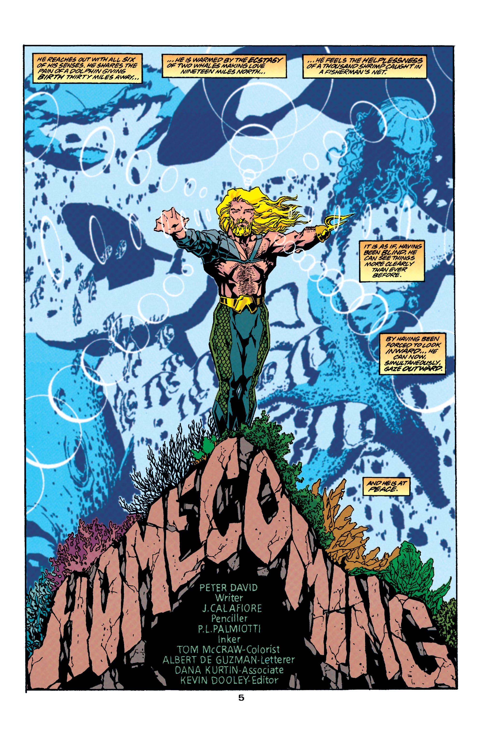 Read online Aquaman (1994) comic -  Issue #36 - 6