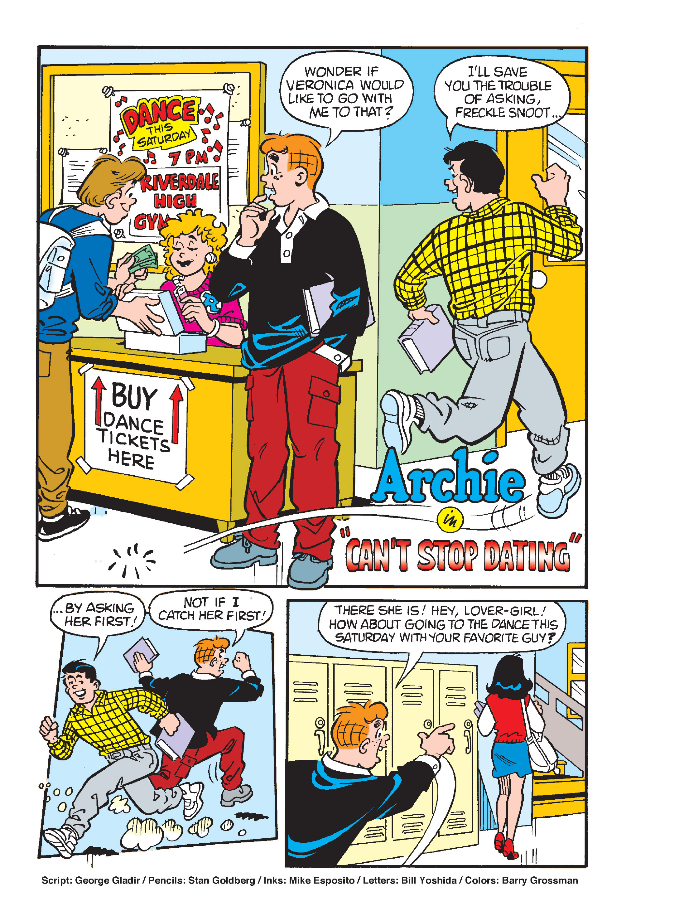 Read online World of Archie Double Digest comic -  Issue #55 - 217