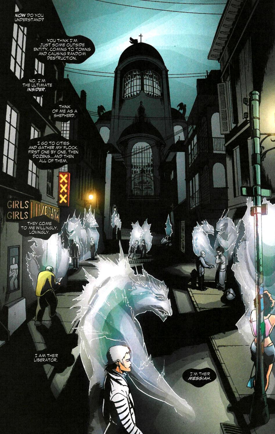 Read online Fallen Angel (2003) comic -  Issue #6 - 11