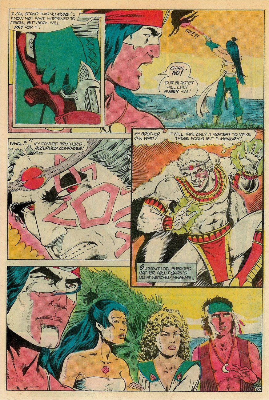 Read online Arion, Lord of Atlantis comic -  Issue #19 - 21