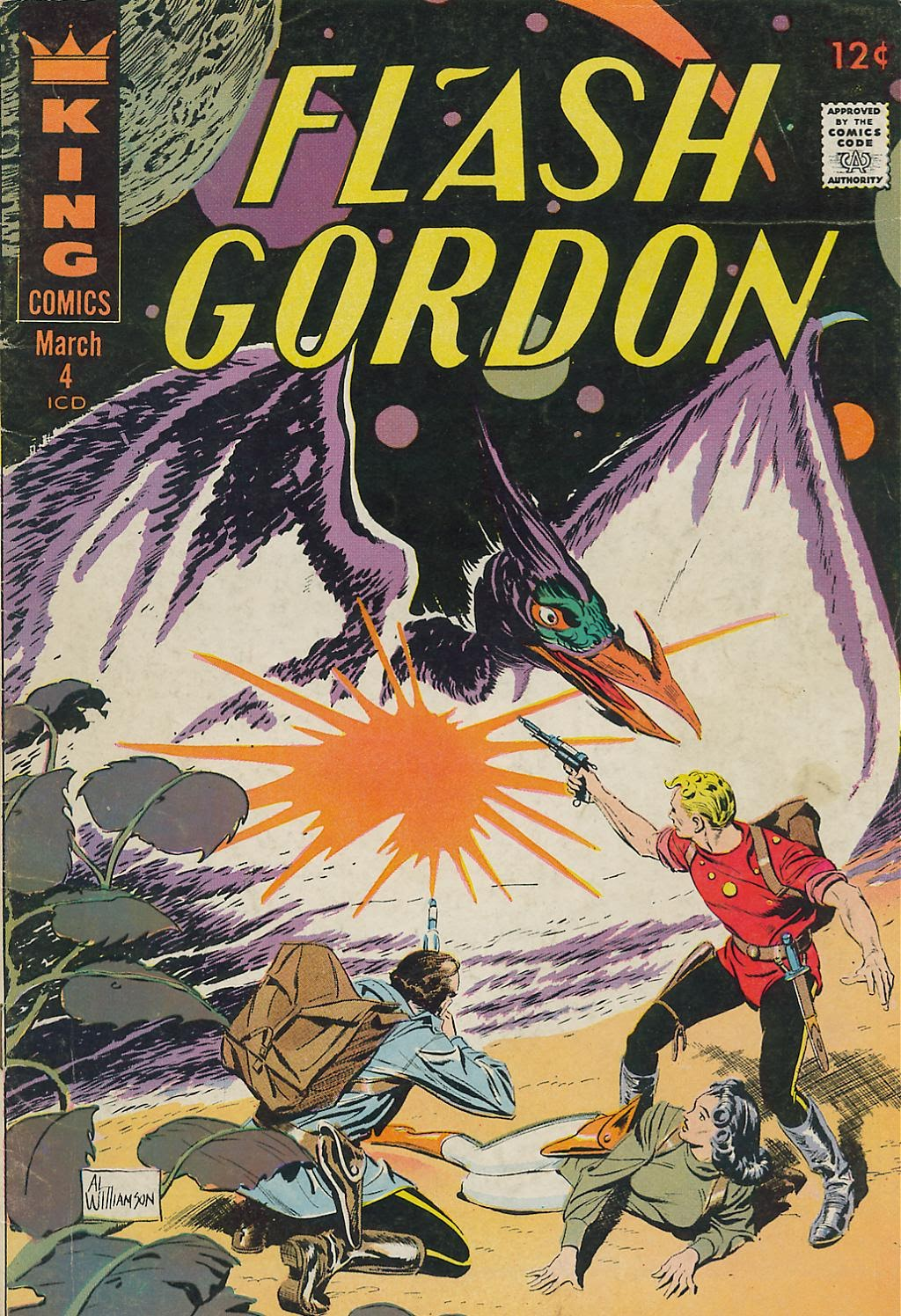 Flash Gordon (1966) issue 4 - Page 1