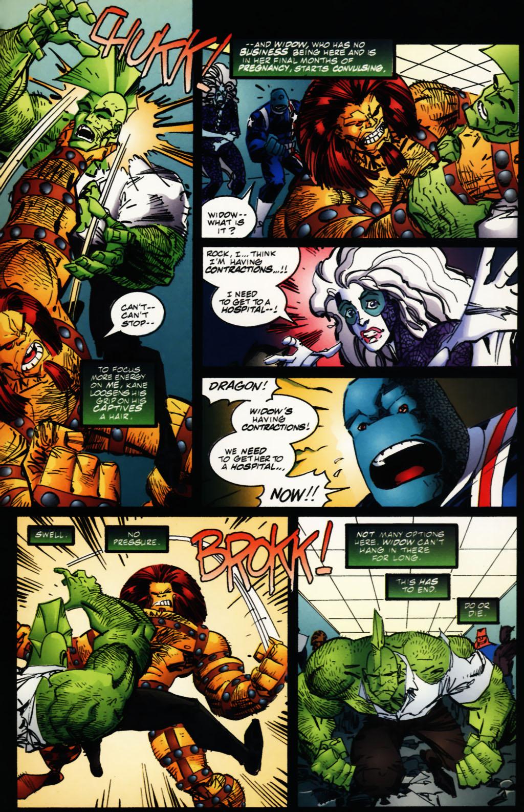 The Savage Dragon (1993) Issue #60 #63 - English 17