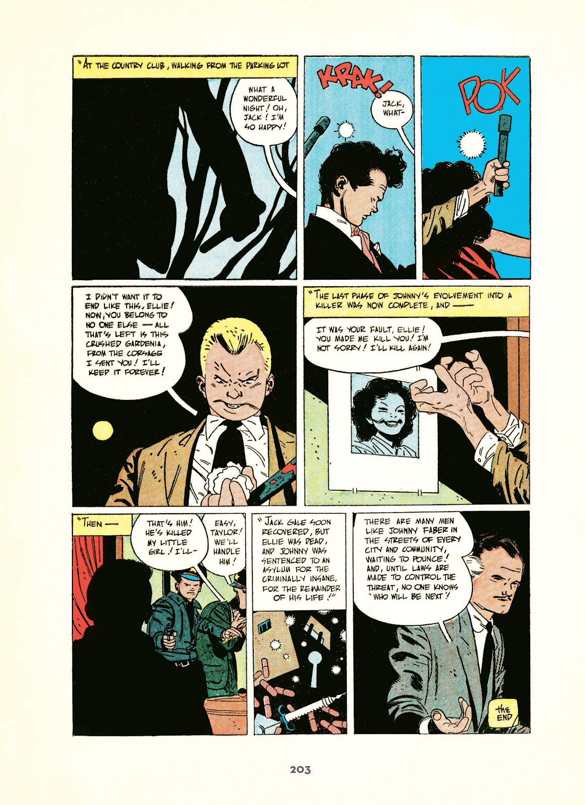 Read online Setting the Standard: Comics by Alex Toth 1952-1954 comic -  Issue # TPB (Part 3) - 4