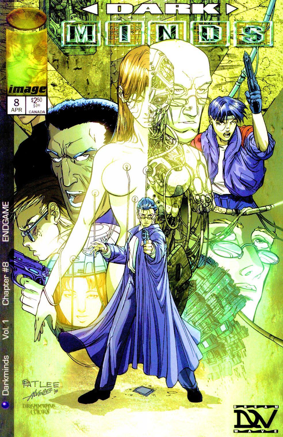 Darkminds (1998) Issue #8 #9 - English 1