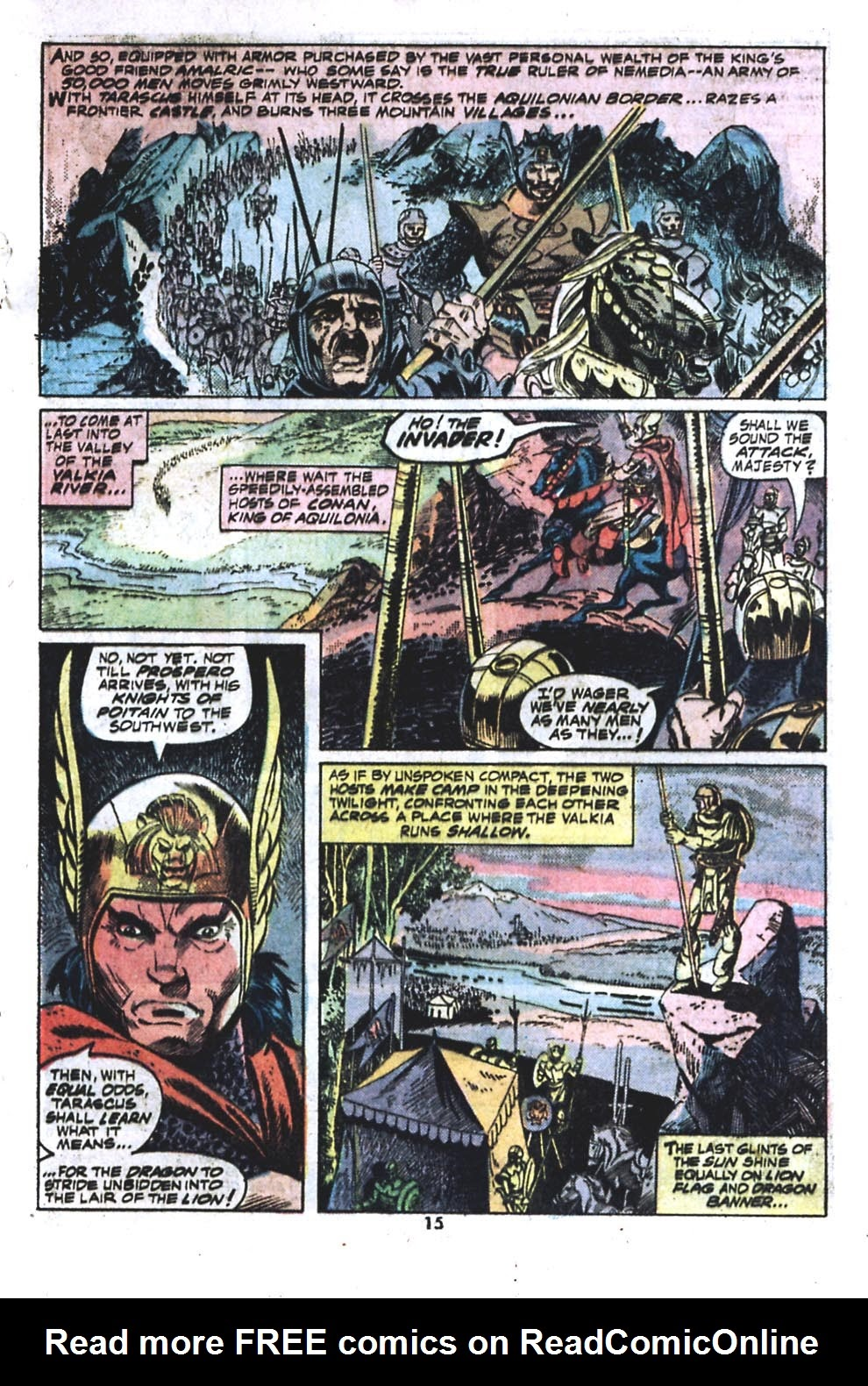 Giant-Size Conan issue 1 - Page 13