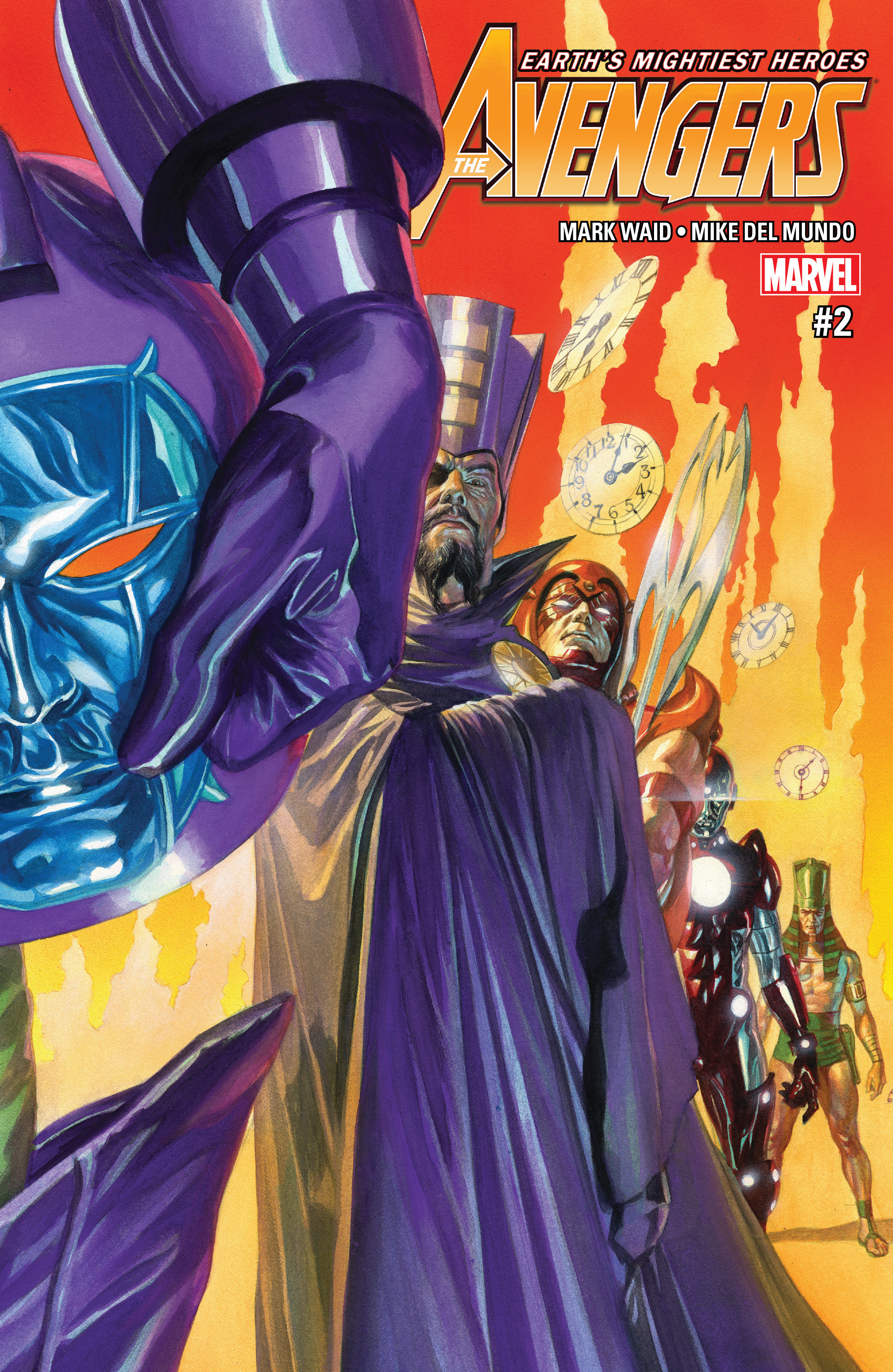 Read online Avengers (2016) comic -  Issue #2 - 1