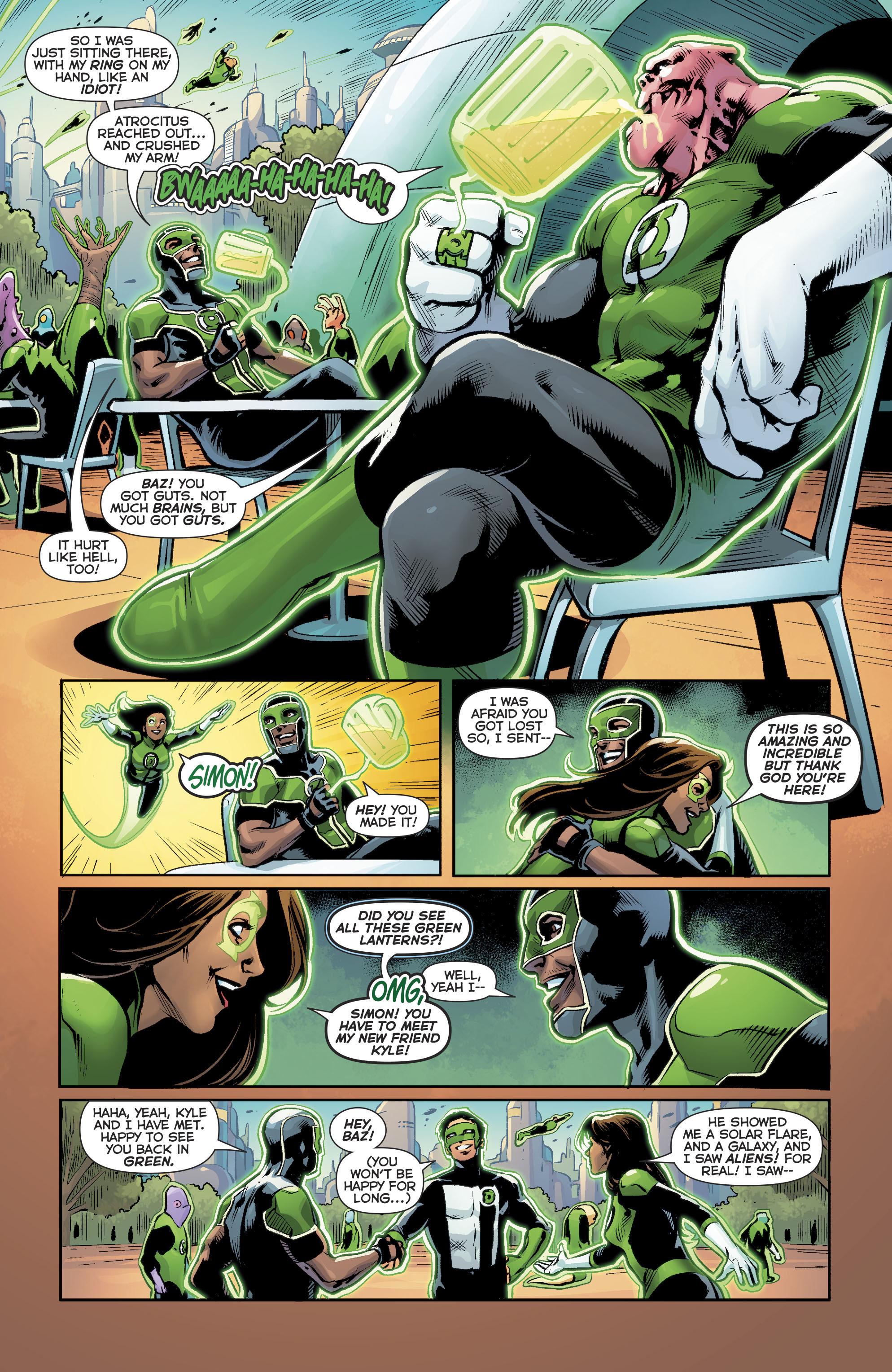 Read online Green Lanterns comic -  Issue #22 - 12