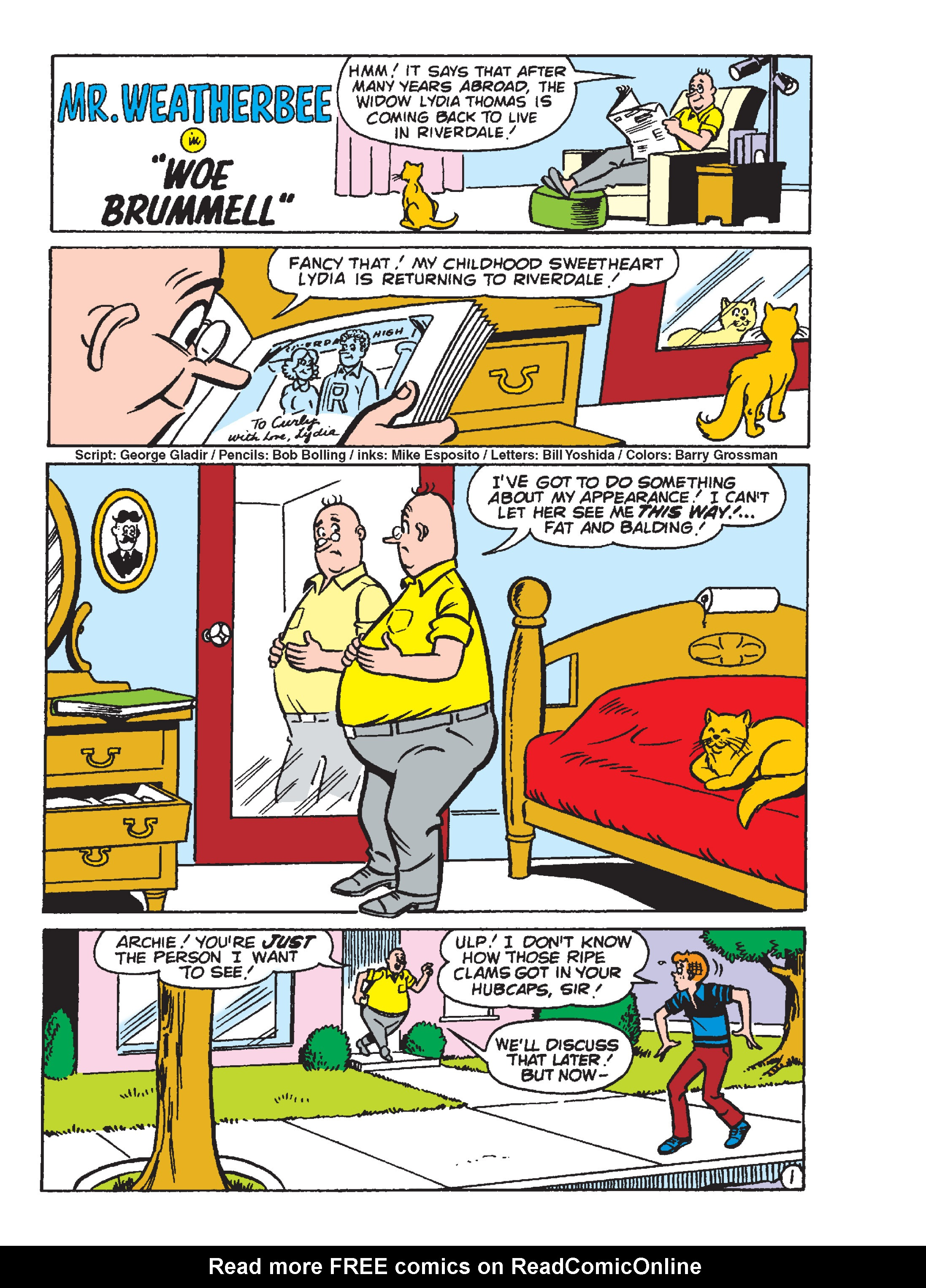 Read online Archie 1000 Page Comics Blowout! comic -  Issue # TPB (Part 1) - 84