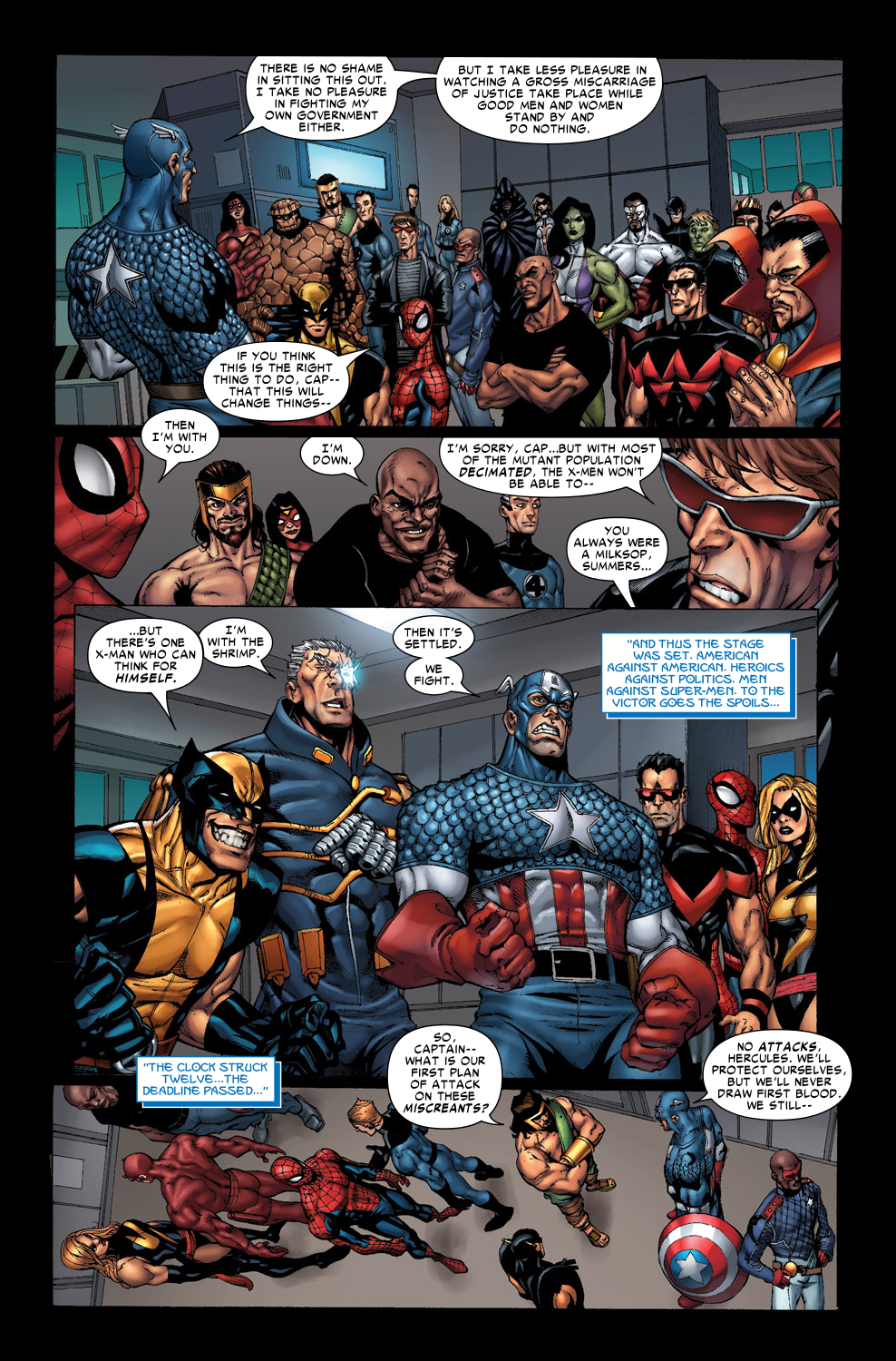 What If? Civil War issue Full - Page 12