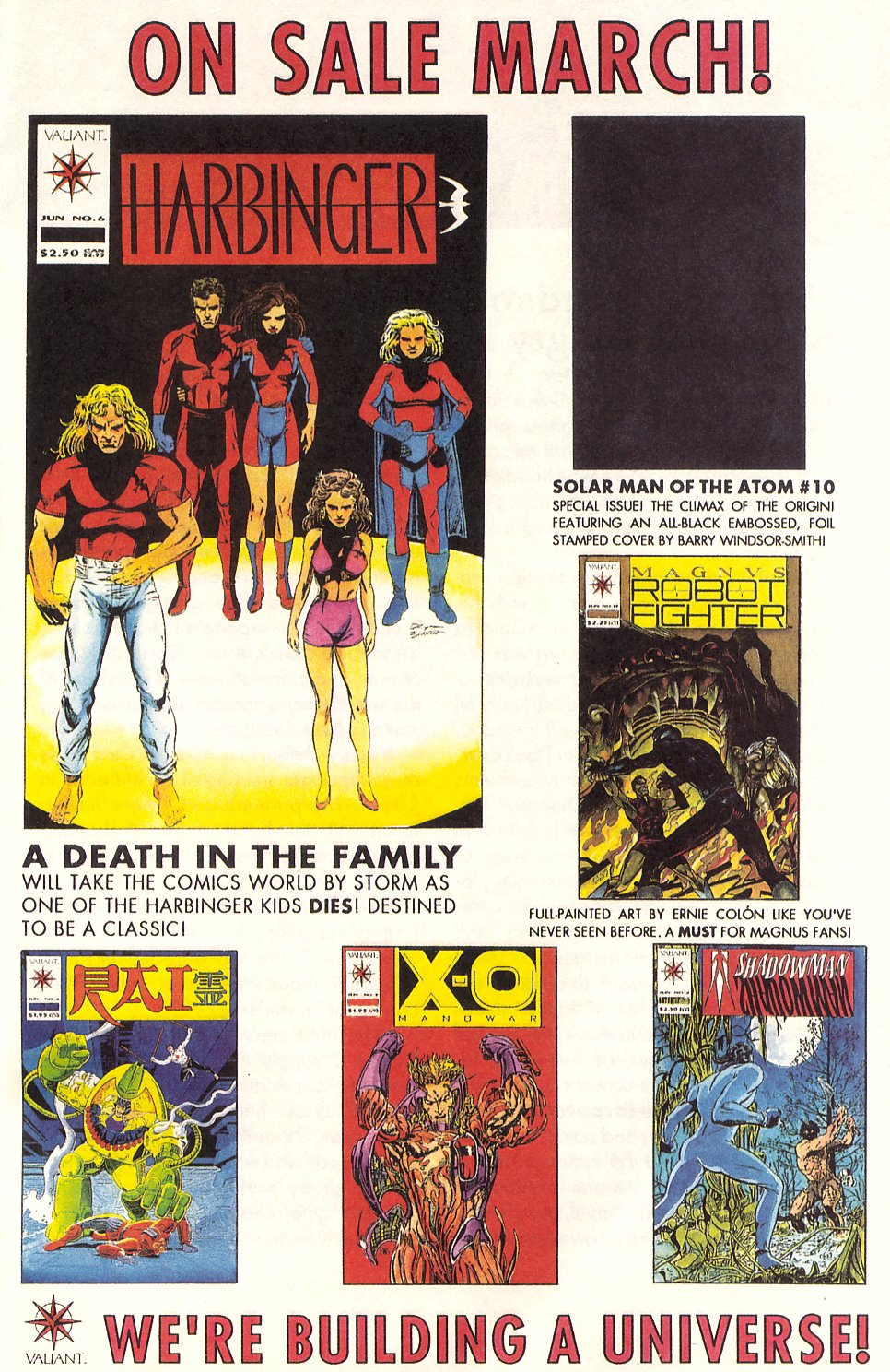 Read online Solar, Man of the Atom comic -  Issue #9 - 38