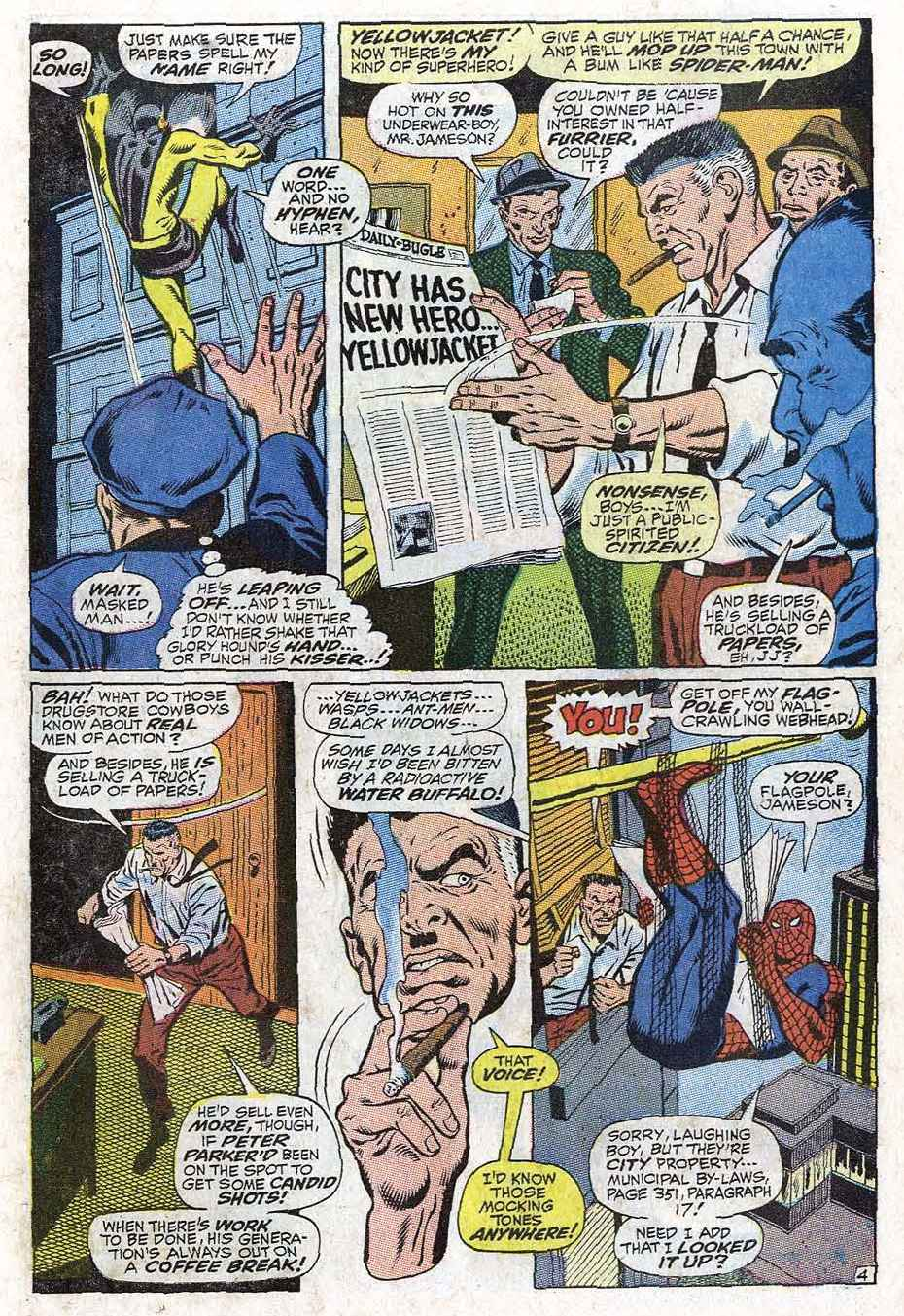 The Avengers (1963) 59 Page 6
