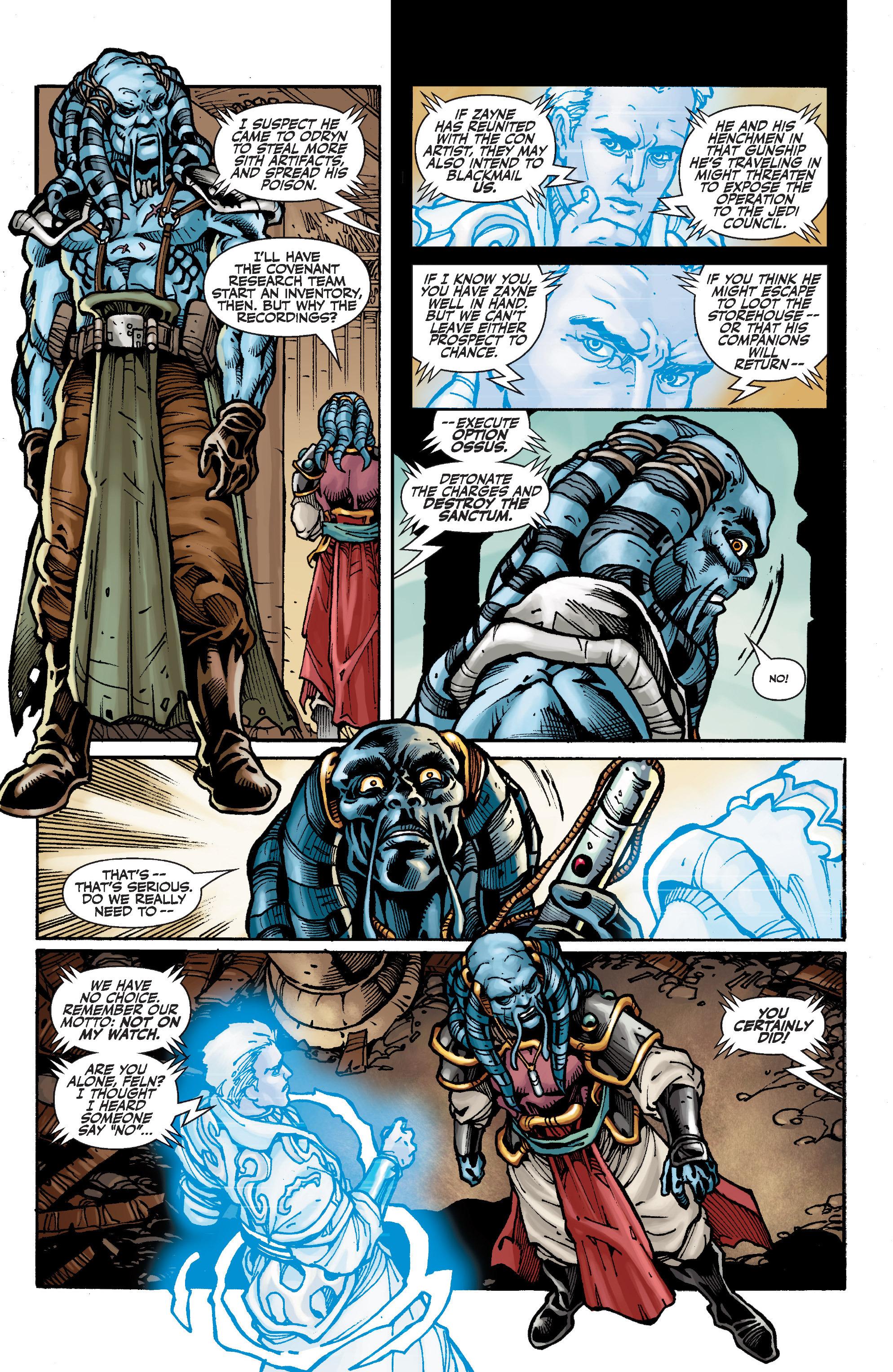 Read online Star Wars Omnibus comic -  Issue # Vol. 32 - 260