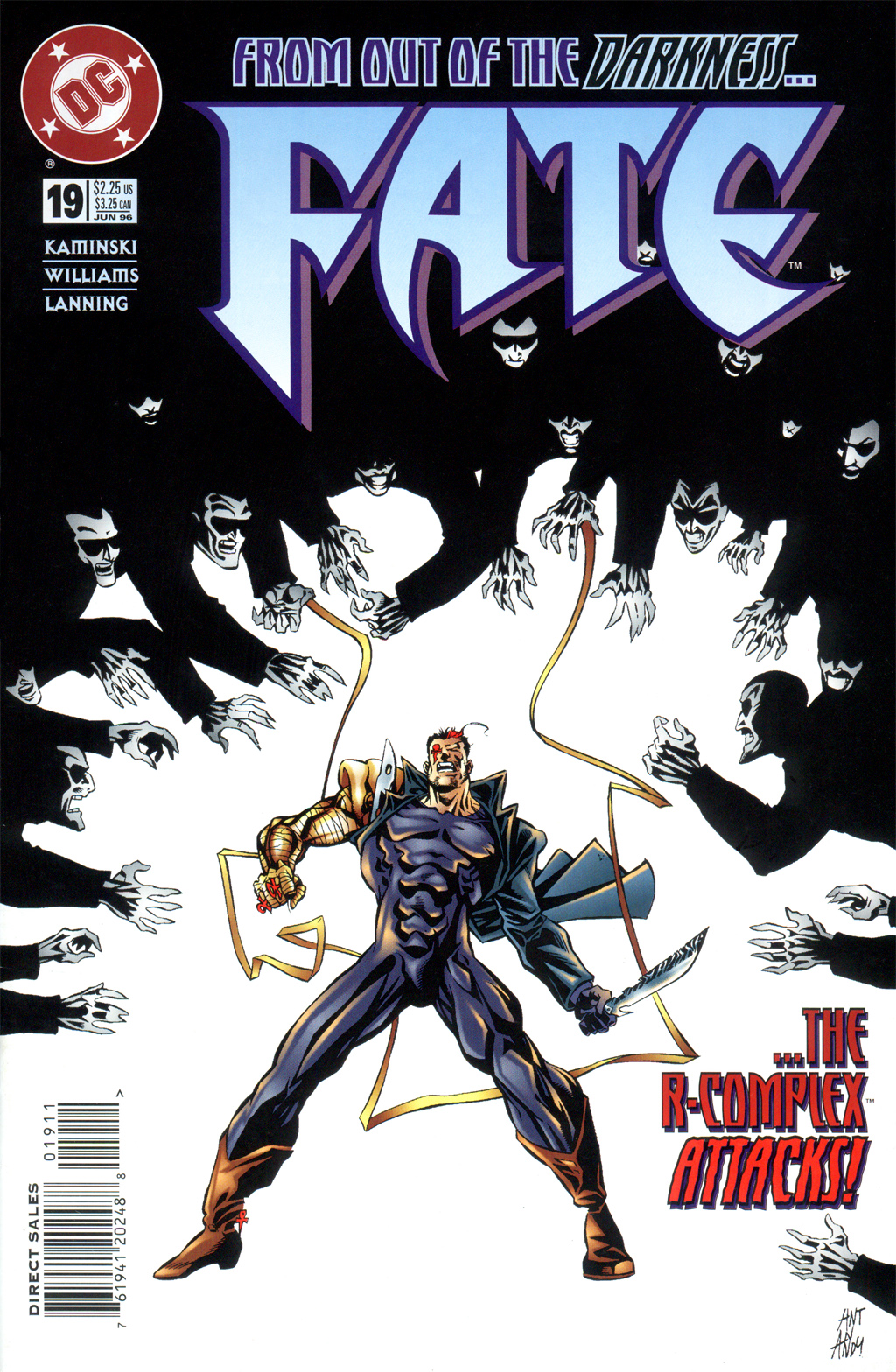 Read online Fate comic -  Issue #19 - 1