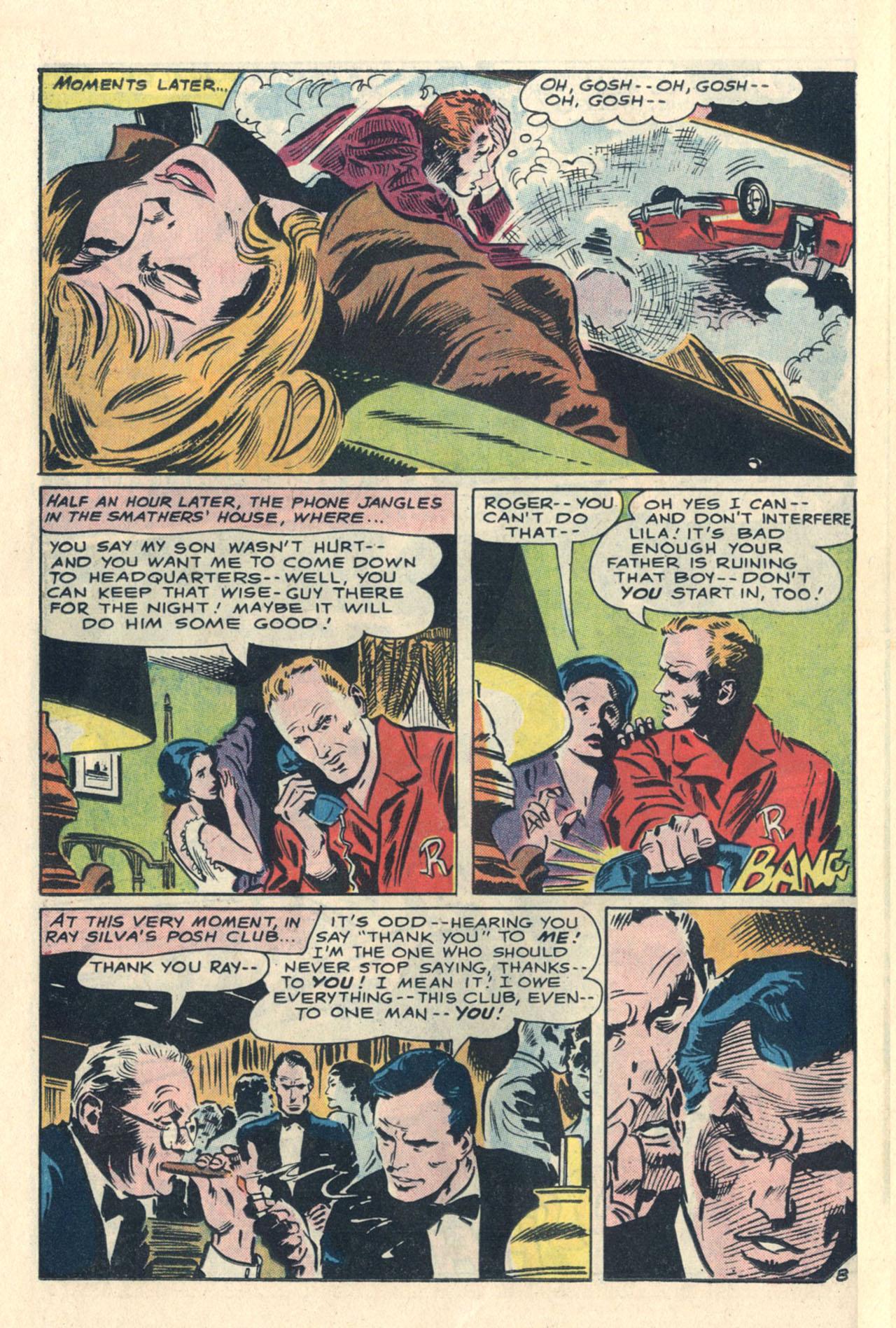 Read online Secret Hearts comic -  Issue #113 - 26