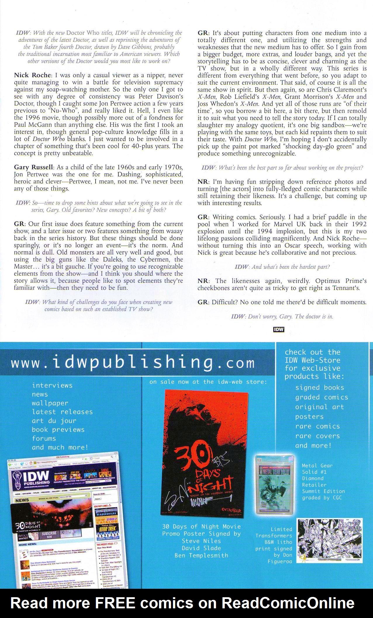 Read online Dominatrix comic -  Issue #5 - 27