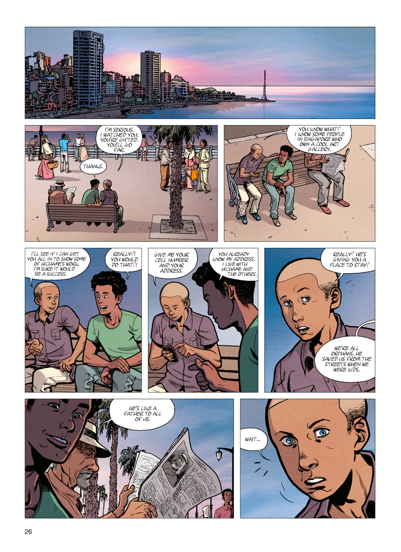 Read online Alter Ego comic -  Issue #4 - 28