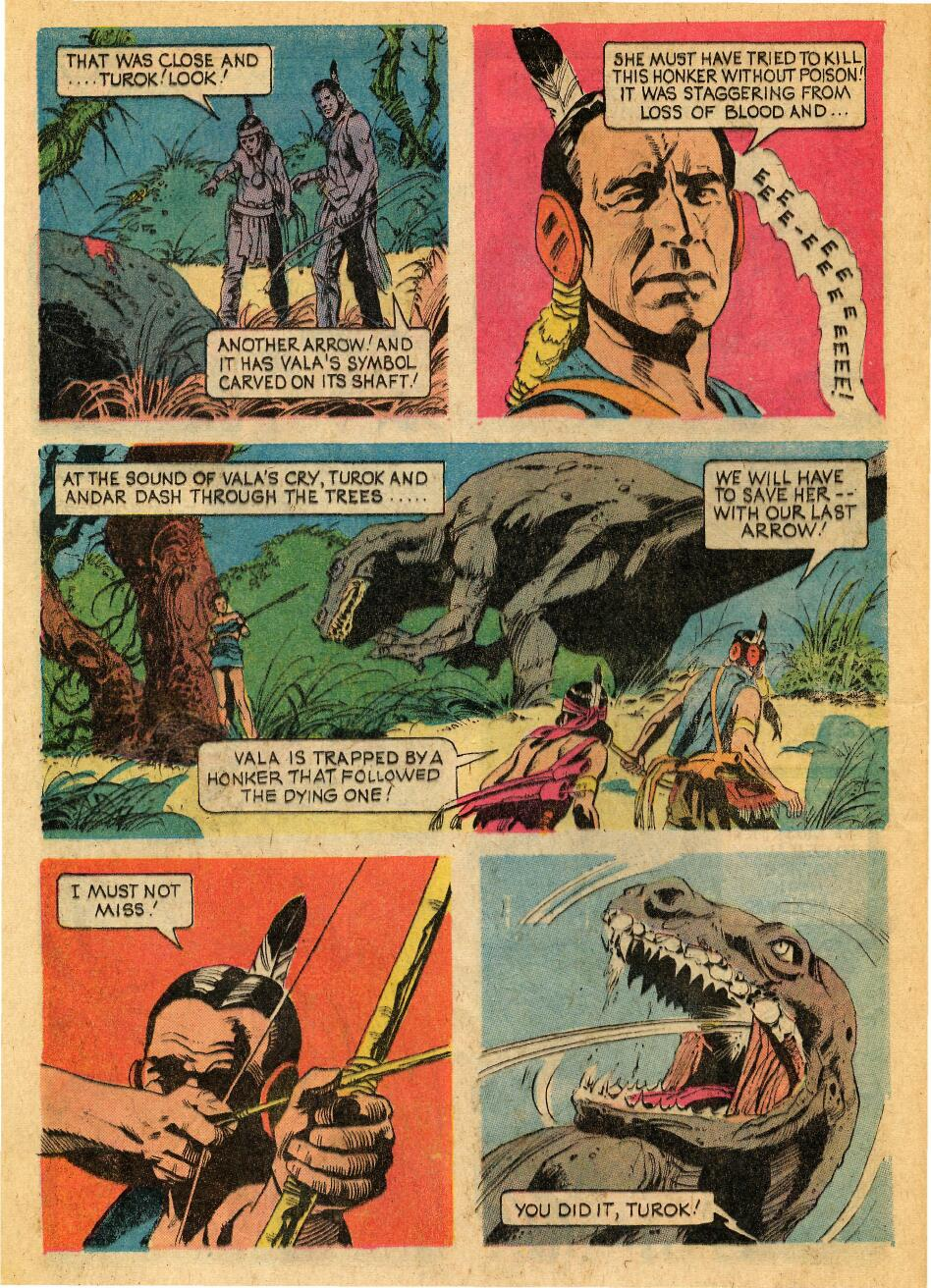 Read online Turok, Son of Stone comic -  Issue #88 - 16