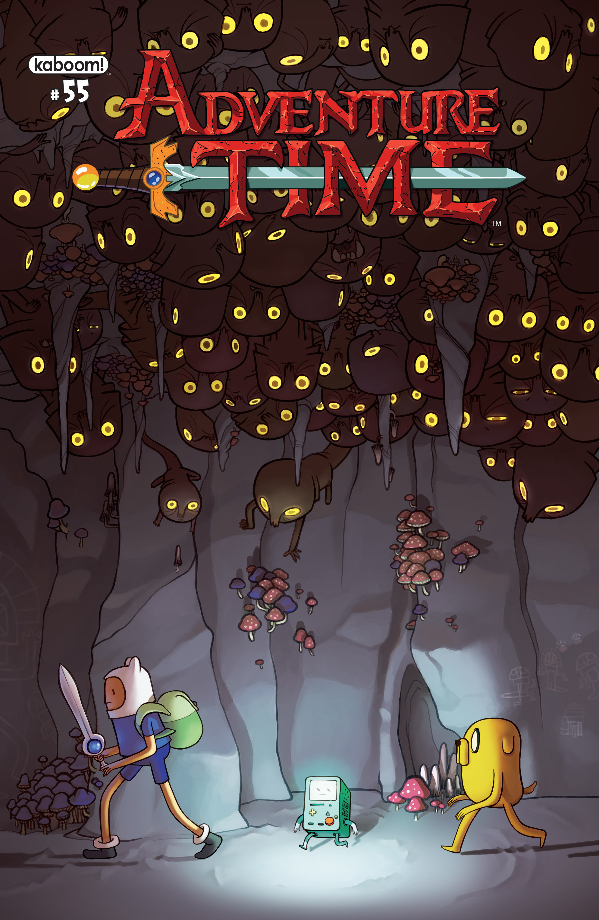Adventure Time 55 Page 1