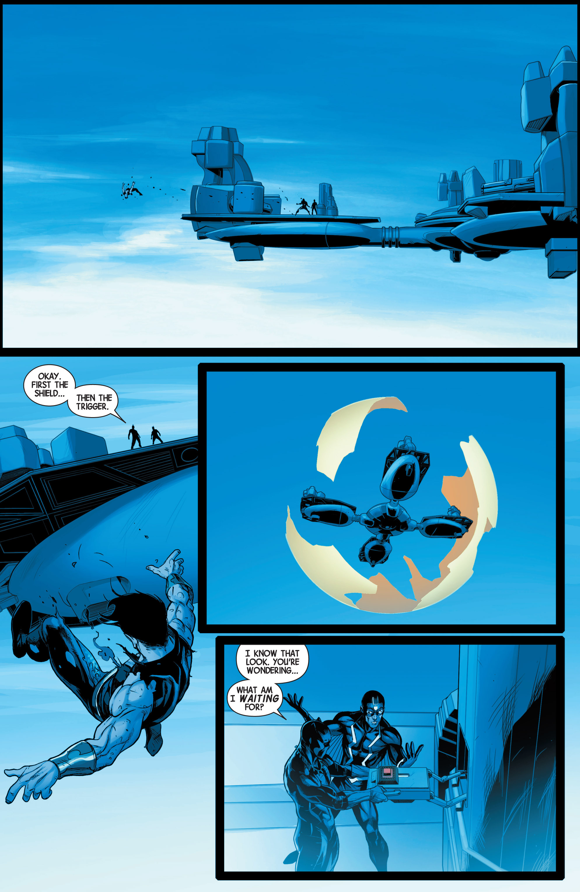 Read online Avengers (2013) comic -  Issue #40 - 27