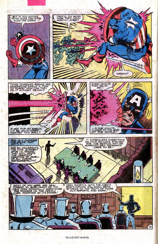 Read online Captain America (1968) comic -  Issue # _Annual 7 - 20