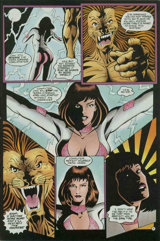 Read online Ultraverse Premiere comic -  Issue #9 - 7