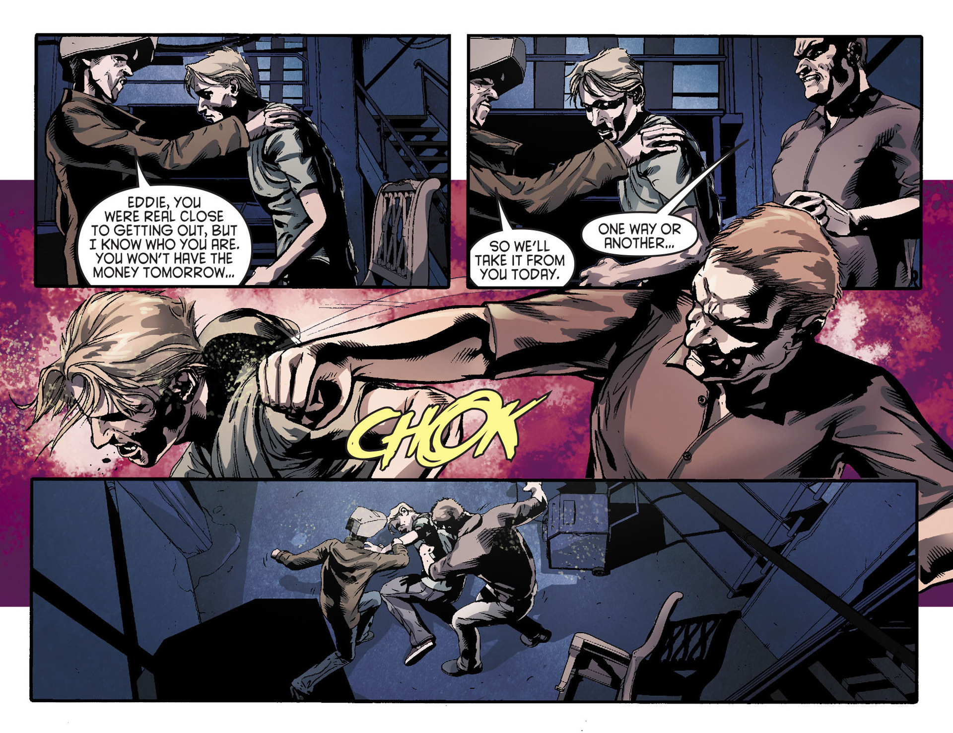 Read online Arrow [II] comic -  Issue #31 - 6