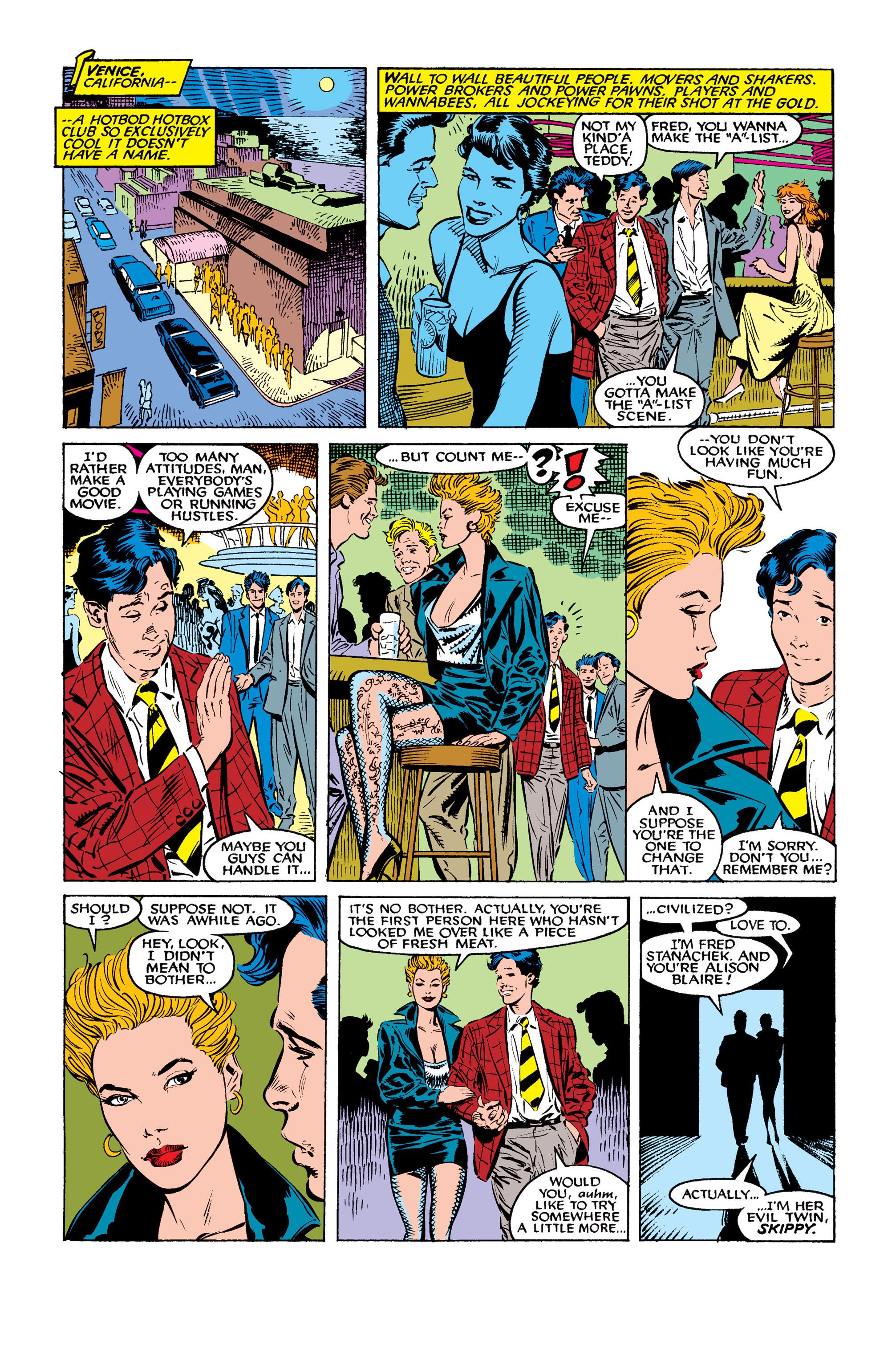Read online Uncanny X-Men (1963) comic -  Issue #259 - 20