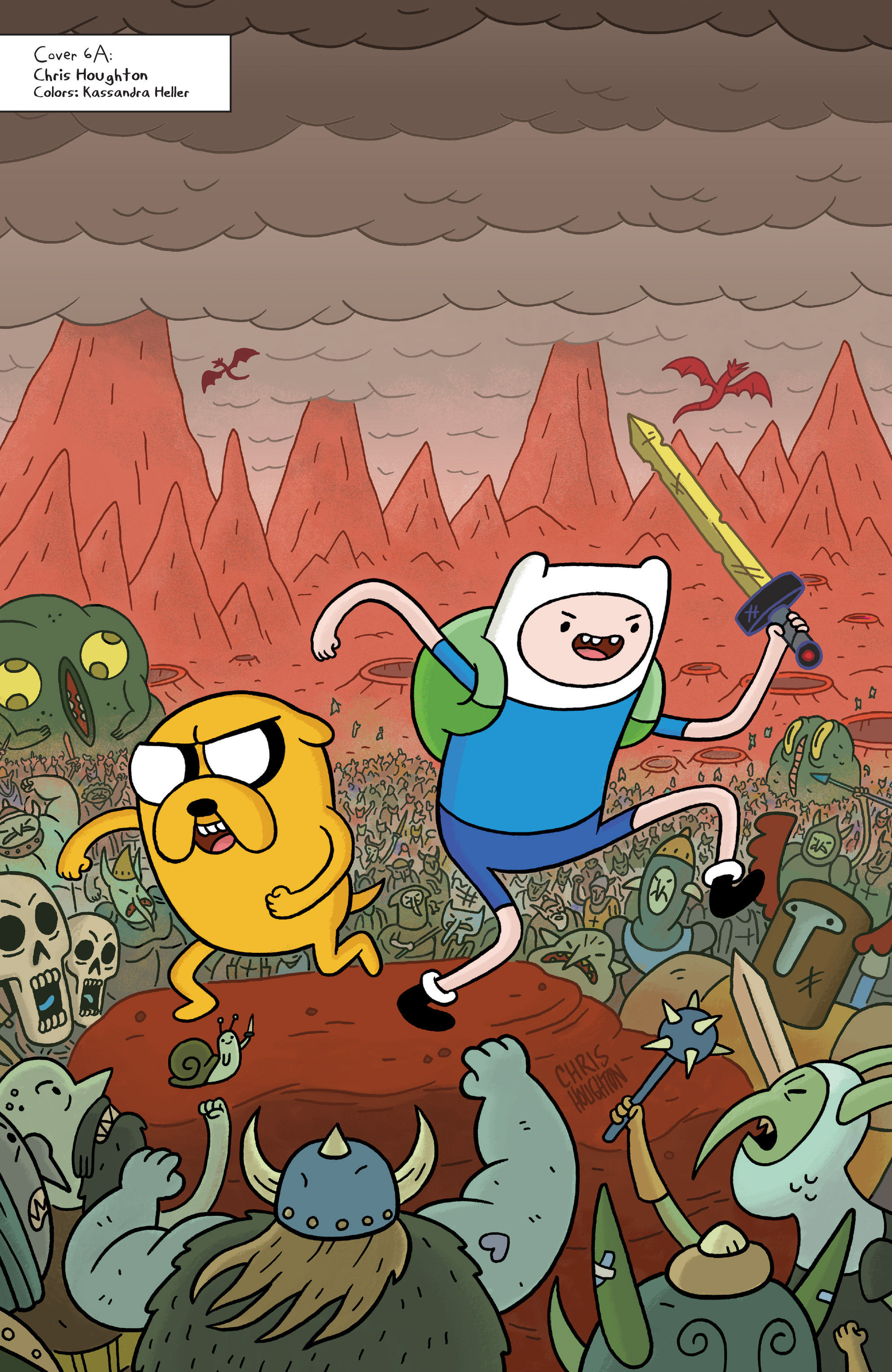 Read online Adventure Time comic -  Issue #Adventure Time _TPB 2 - 98