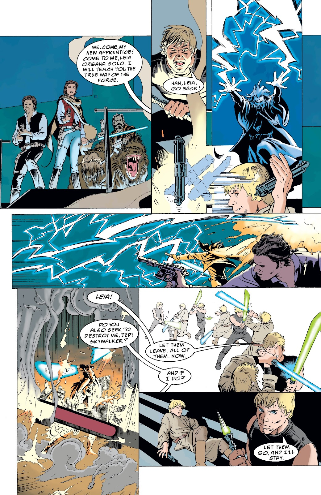 Read online Star Wars Legends: The New Republic - Epic Collection comic -  Issue # TPB 4 (Part 5) - 20