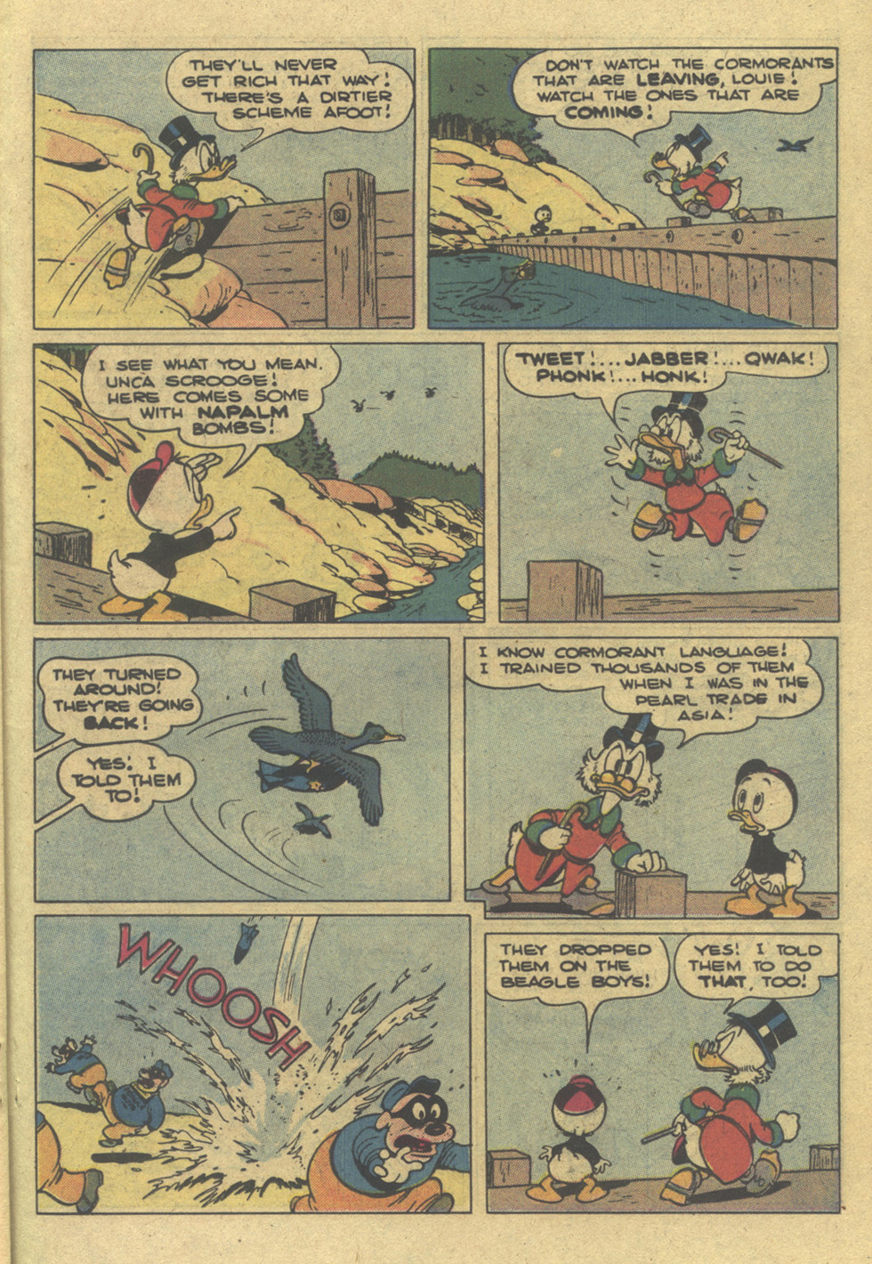 Read online Uncle Scrooge (1953) comic -  Issue #195 - 23