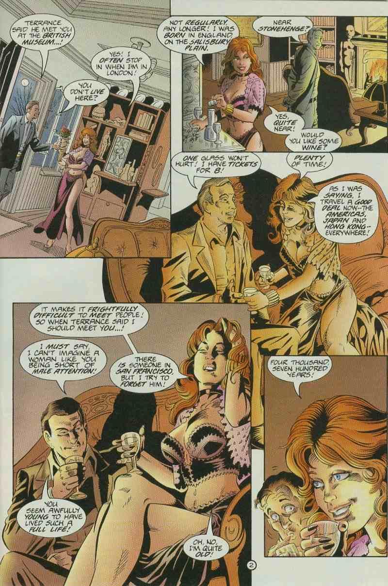Read online Ultraverse Premiere comic -  Issue #11 - 12