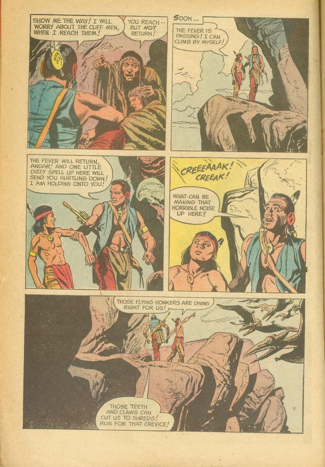 Read online Turok, Son of Stone comic -  Issue #24 - 10