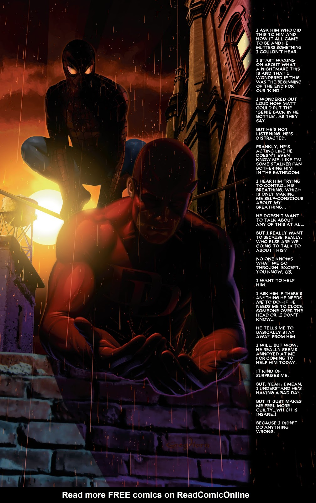Read online Daredevil (1998) comic -  Issue # _Ultimate_Collection TPB 2 (Part 5) - 39