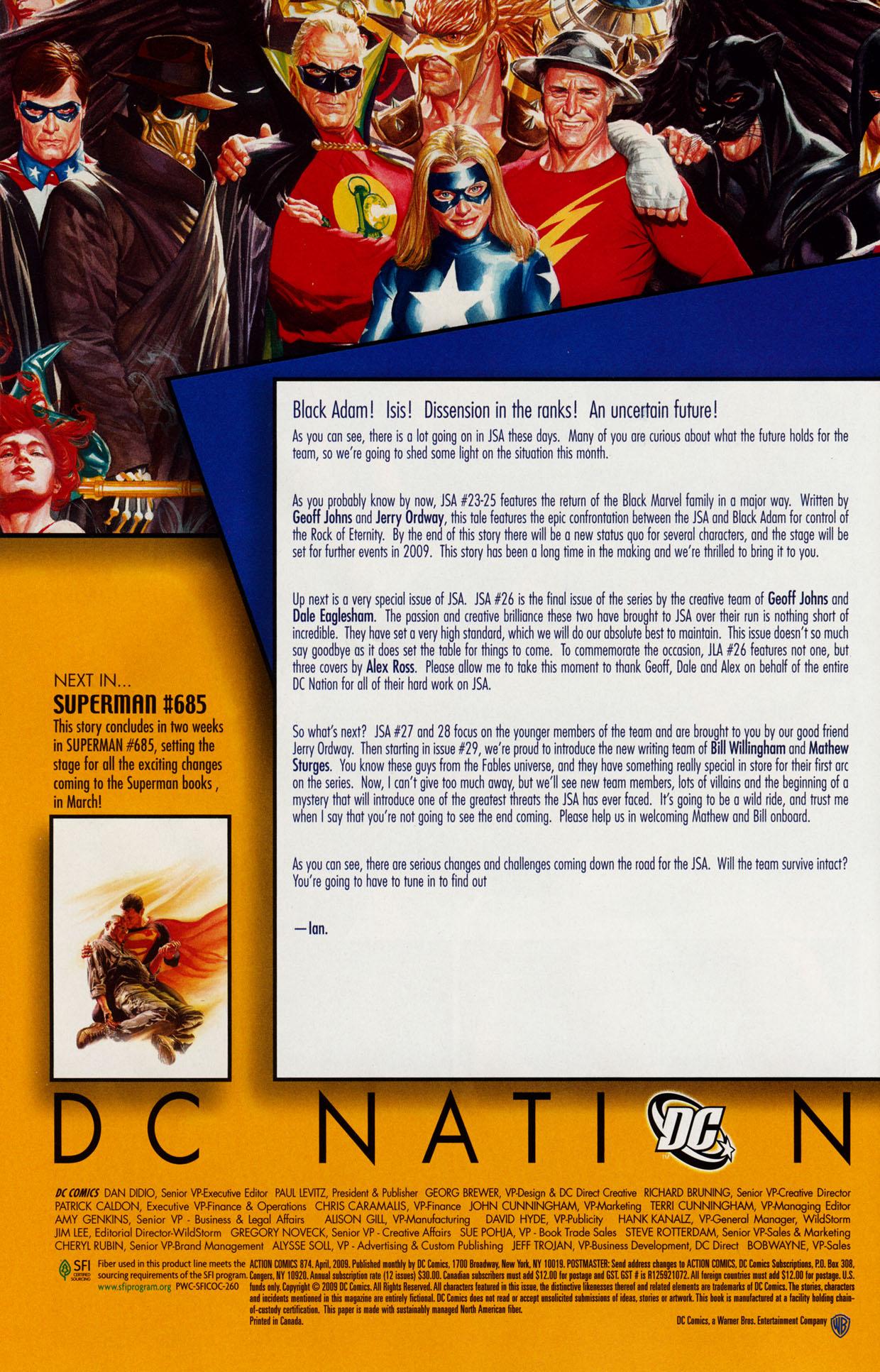 Action Comics (1938) 874 Page 32