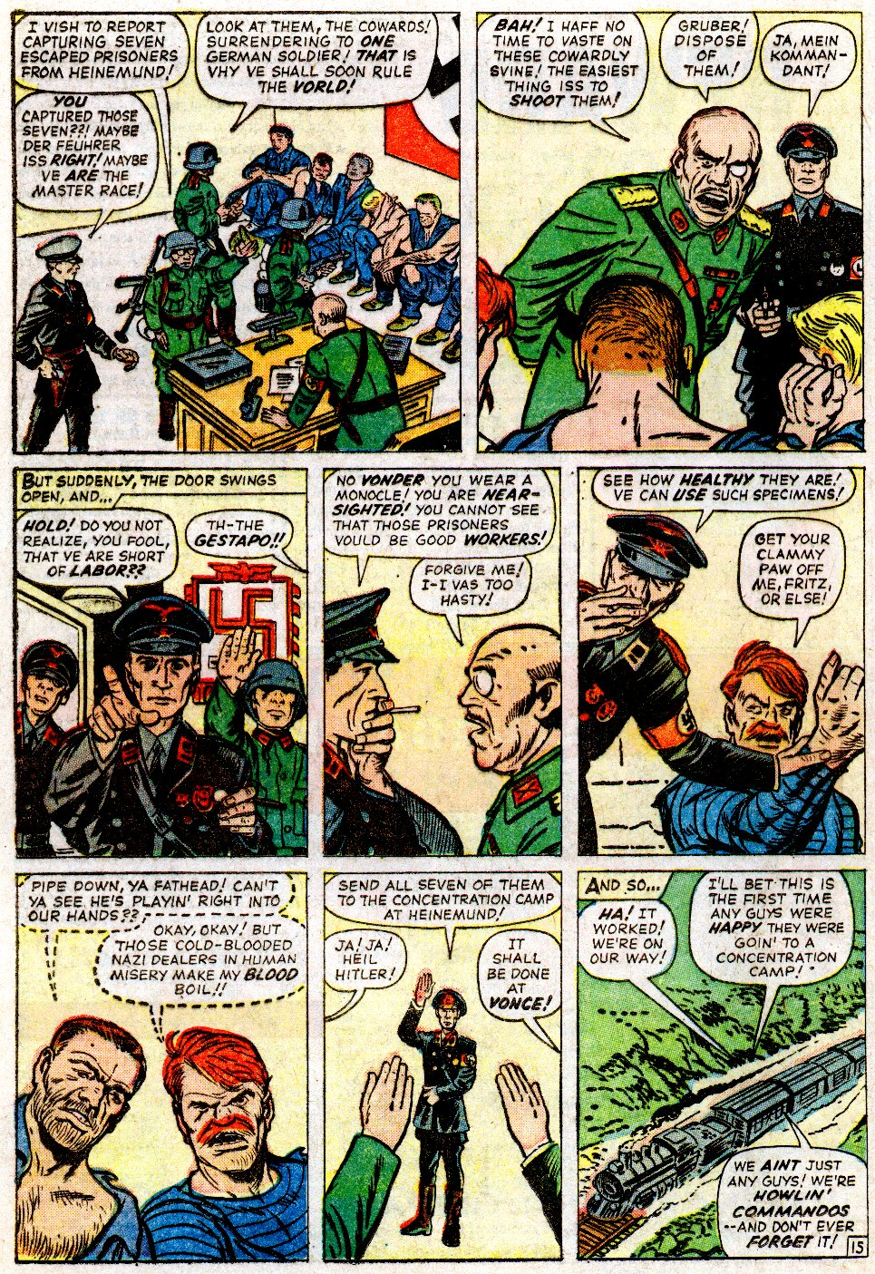 Read online Sgt. Fury comic -  Issue #2 - 20