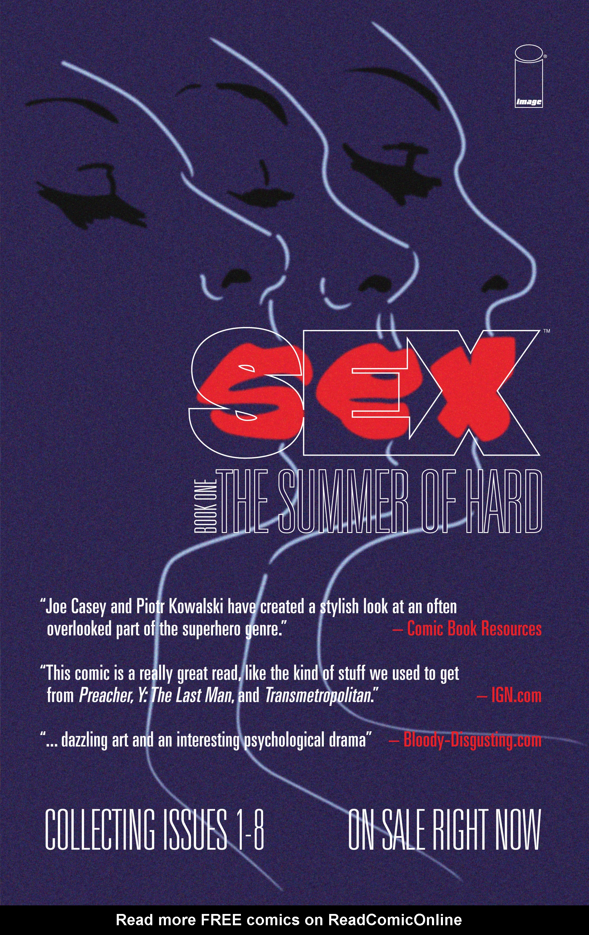 Read online Sex comic -  Issue #12 - 28
