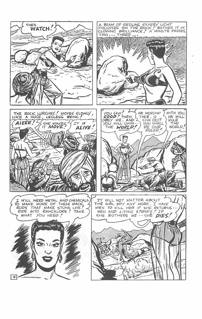Read online Golden-Age Men of Mystery comic -  Issue #8 - 19