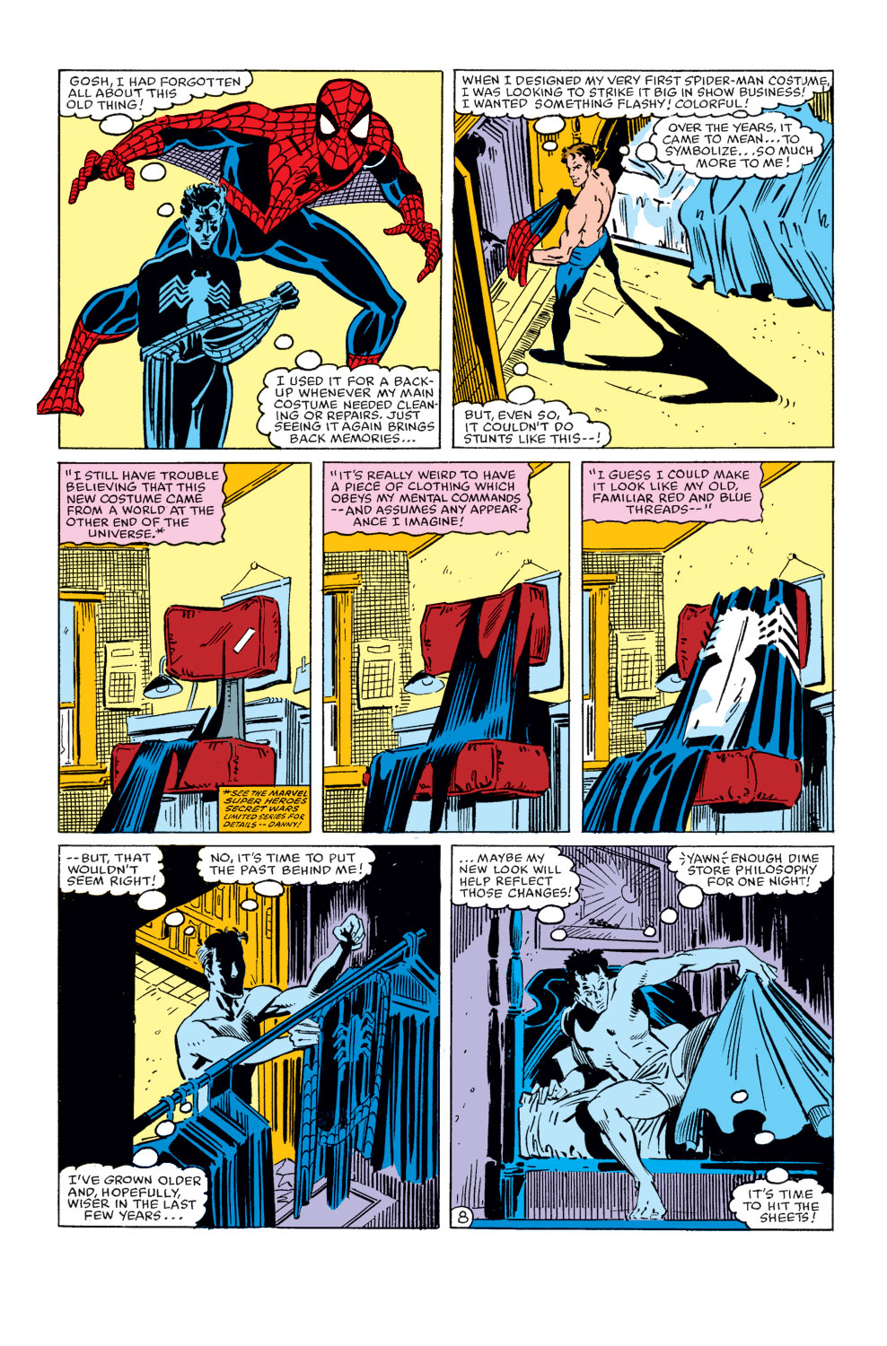 The Amazing Spider-Man (1963) 256 Page 8
