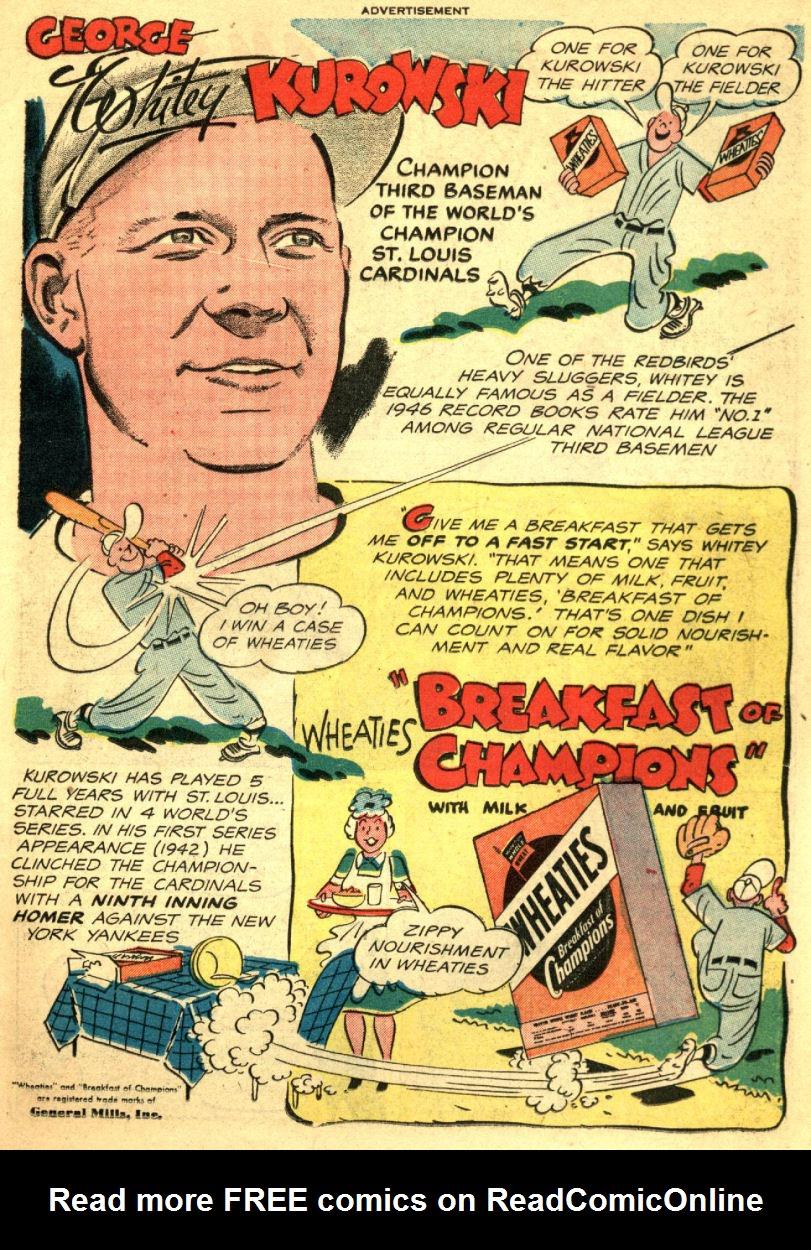 Read online Sensation (Mystery) Comics comic -  Issue #69 - 17
