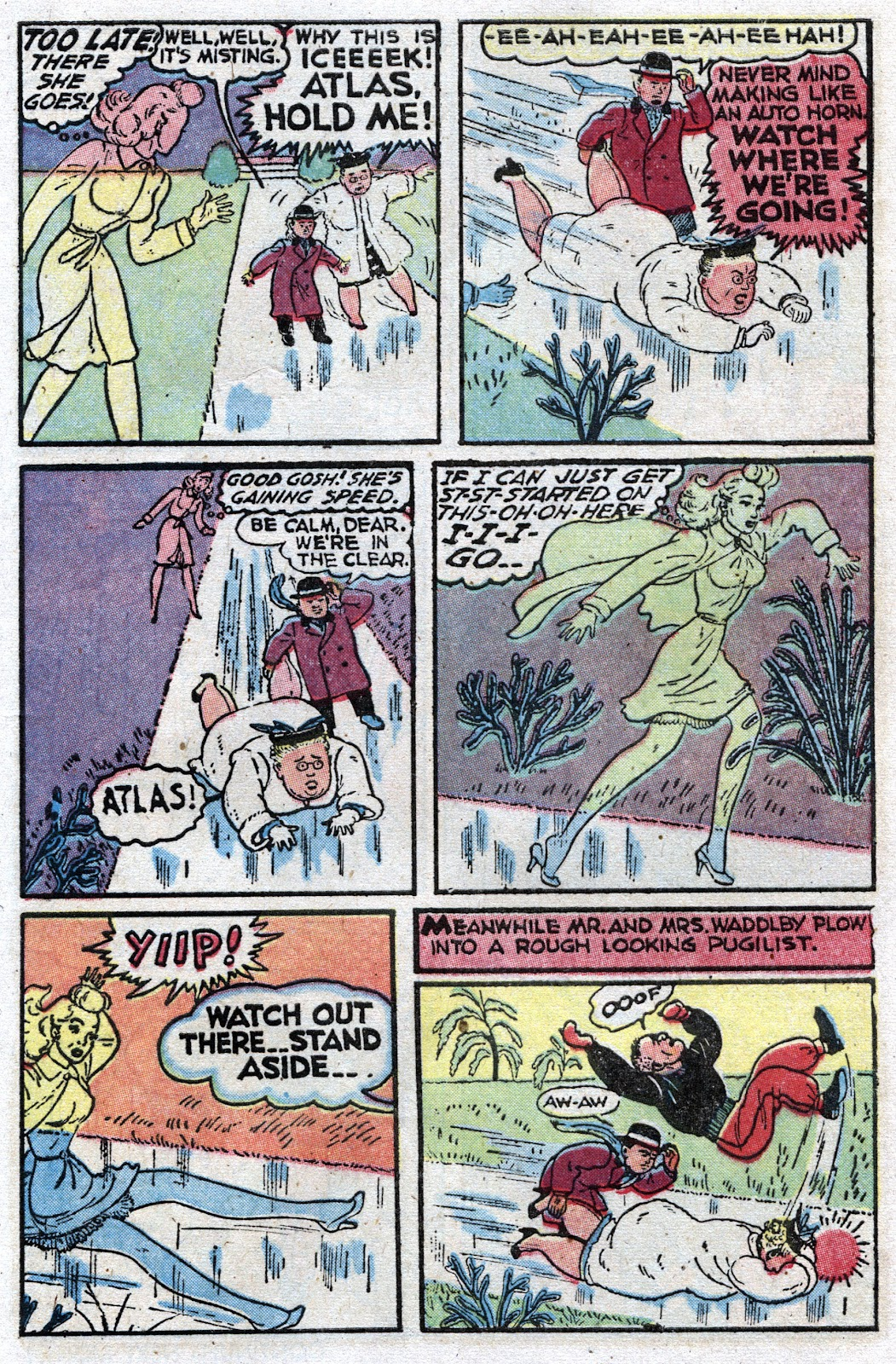 Read online Famous Funnies comic -  Issue #157 - 13
