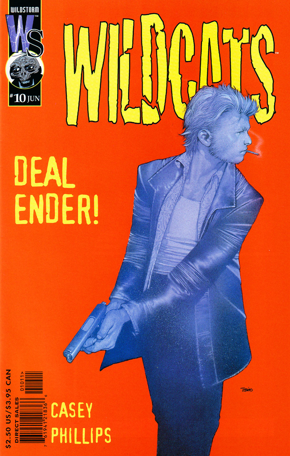 Wildcats (1999) Issue #10 #11 - English 1