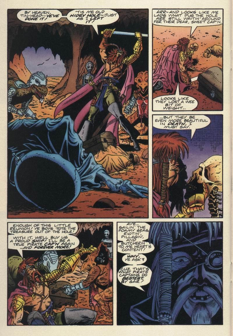 Read online Turok, Dinosaur Hunter (1993) comic -  Issue #15 - 15
