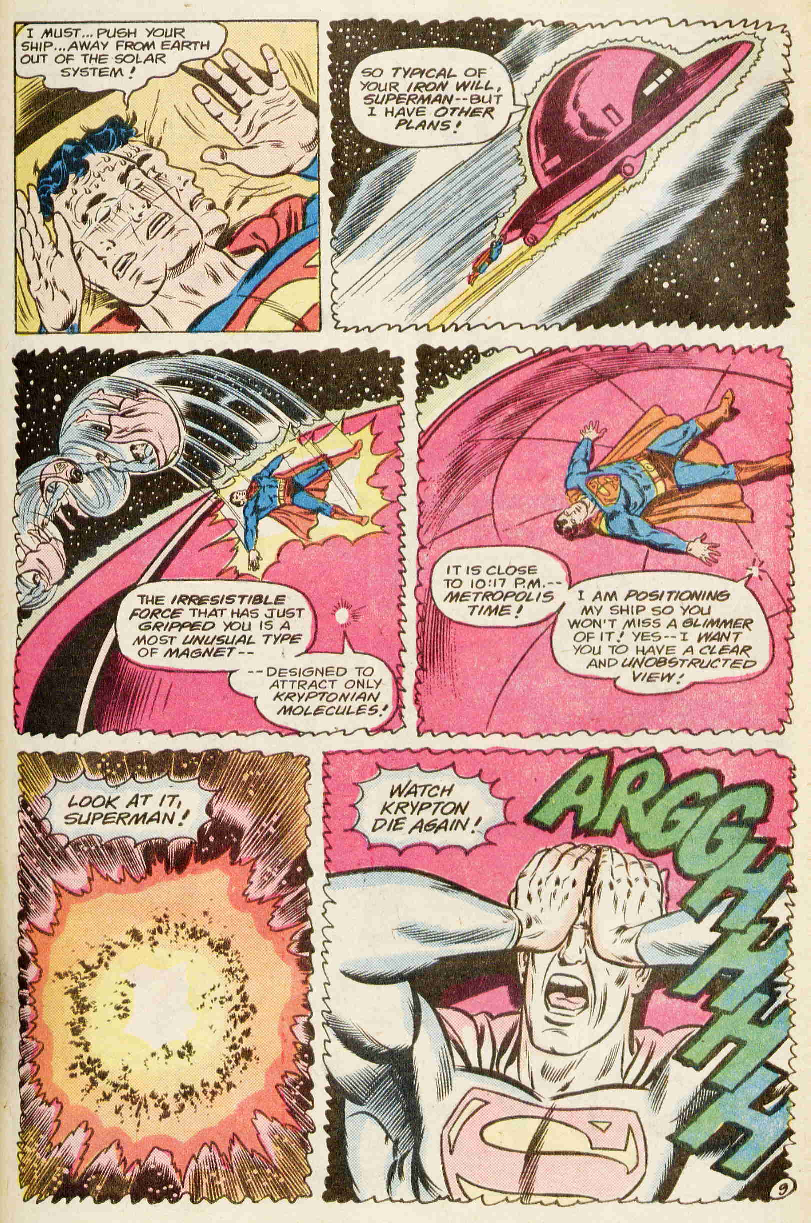 Read online Action Comics (1938) comic -  Issue #490 - 10