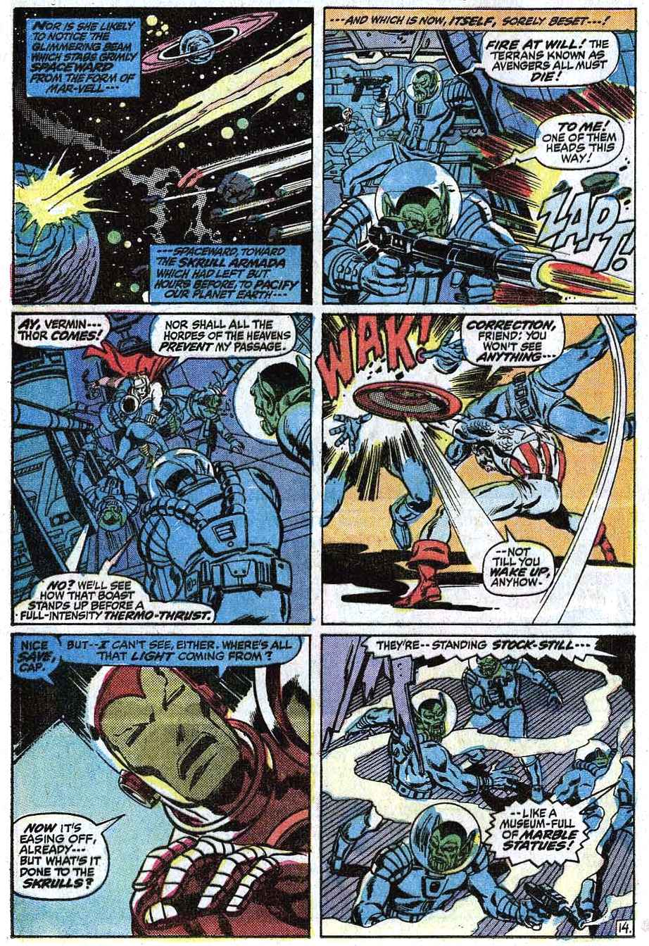 The Avengers (1963) 97 Page 17