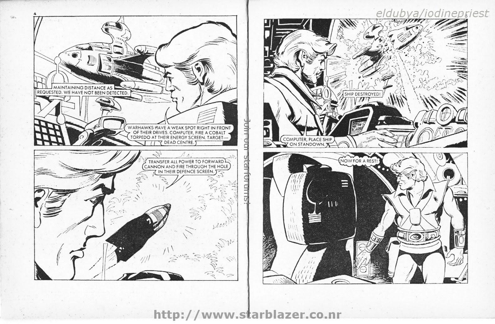 Starblazer issue 33 - Page 4