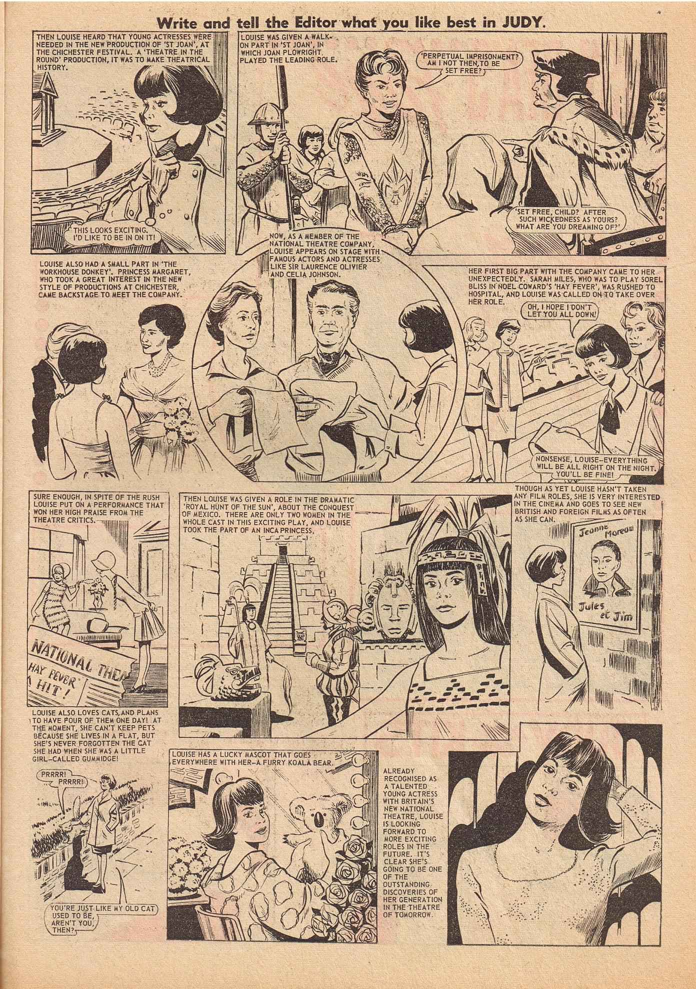 Read online Judy comic -  Issue #316 - 15