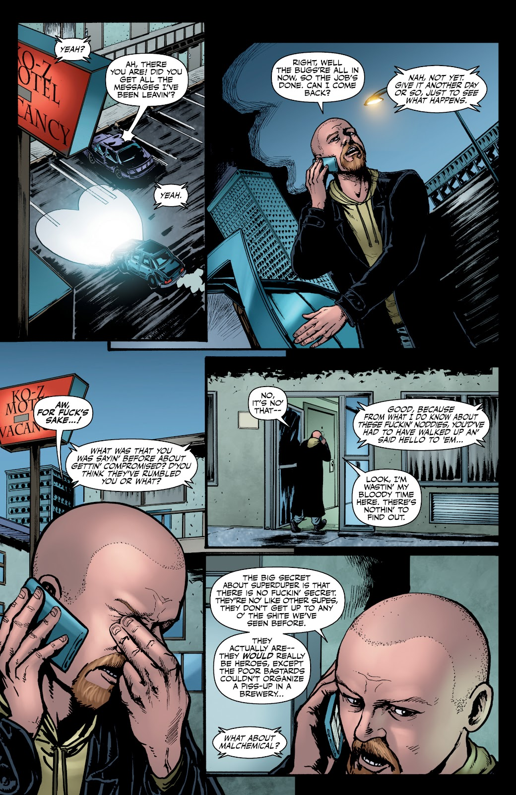 Read online The Boys Omnibus comic -  Issue # TPB 4 (Part 1) - 94