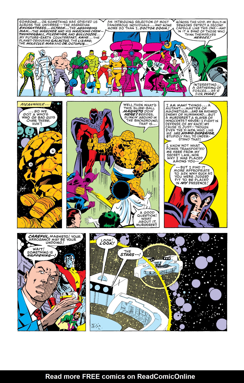 Read online Secret Wars (1985) comic -  Issue #1 - 5