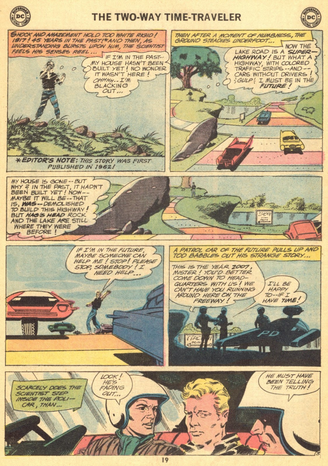 From Beyond the Unknown (1969) issue 9 - Page 21